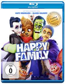 Happy Family (Blu-ray), Blu-ray Disc