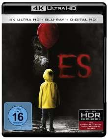 ES (2017) (Ultra HD Blu-ray & Blu-ray), 1 Ultra HD Blu-ray und 1 Blu-ray Disc