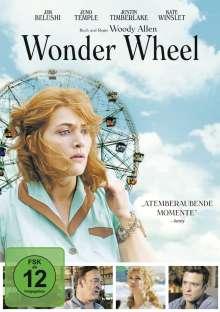 Wonder Wheel, DVD