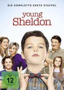 Young Sheldon Staffel 1, 3 DVDs