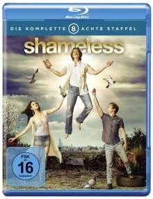 Shameless Staffel 8 (Blu-ray), 3 Blu-ray Discs