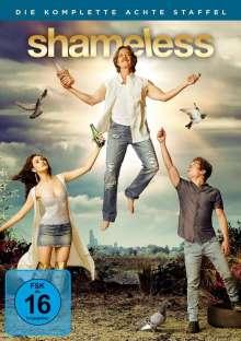 Shameless Staffel 8, 3 DVDs