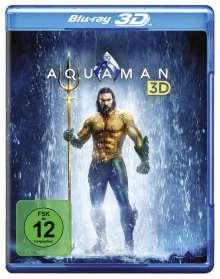 Aquaman (3D Blu-ray), Blu-ray Disc