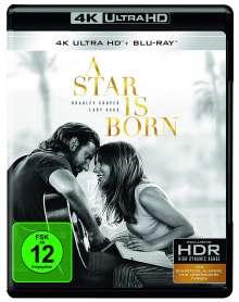 A Star Is Born (2018) (Ultra HD Blu-ray & Blu-ray), 1 Ultra HD Blu-ray und 1 Blu-ray Disc