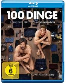 100 Dinge (Blu-ray), Blu-ray Disc