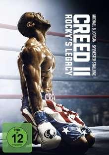Creed II: Rocky's Legacy, DVD