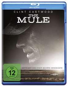 The Mule (2018) (Blu-ray), Blu-ray Disc
