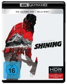 Shining (1979) (Ultra HD Blu-ray & Blu-ray), 1 Ultra HD Blu-ray und 1 Blu-ray Disc