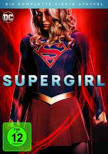 Supergirl Staffel 4, 5 DVDs