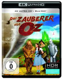 Der Zauberer von OZ (1939) (Ultra HD Blu-ray & Blu-ray), 1 Ultra HD Blu-ray und 1 Blu-ray Disc