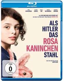 Als Hitler das rosa Kaninchen stahl (Blu-ray), Blu-ray Disc