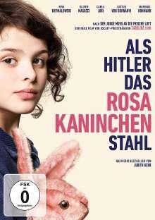 Als Hitler das rosa Kaninchen stahl, DVD