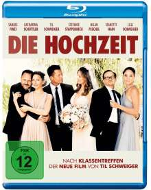 Die Hochzeit (Blu-ray), Blu-ray Disc