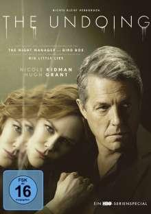 The Undoing, 2 DVDs
