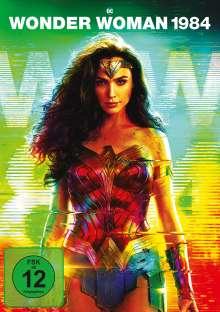 Wonder Woman 1984, DVD