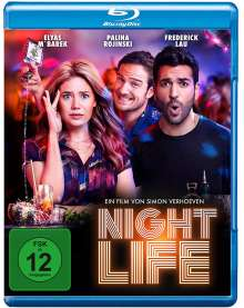 Nightlife (Blu-ray), Blu-ray Disc