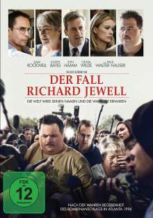Der Fall Richard Jewell, DVD