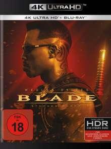 Blade (Ultra HD Blu-ray & Blu-ray), 1 Ultra HD Blu-ray und 1 Blu-ray Disc