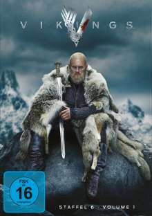 Vikings Staffel 6 Box 1, 3 DVDs
