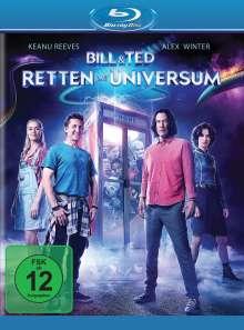 Bill & Ted retten das Universum (Blu-ray), Blu-ray Disc