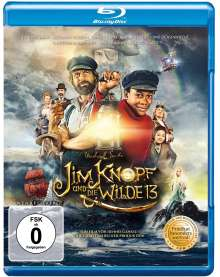 Jim Knopf und die Wilde 13 (Blu-ray), Blu-ray Disc