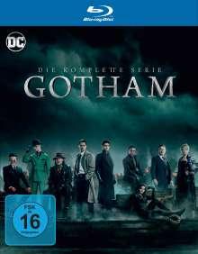 Gotham (Komplette Serie) (Blu-ray), 20 Blu-ray Discs