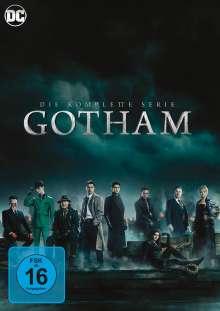 Gotham (Komplette Serie), 27 DVDs