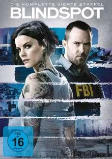 Blindspot Staffel 4, 5 DVDs