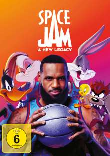 Space Jam: A New Legacy, DVD