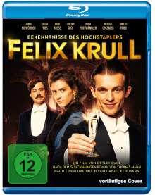 Bekenntnisse des Hochstaplers Felix Krull (2020) (Blu-ray), Blu-ray Disc