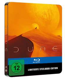 Dune (2021) (Blu-ray im Steelbook), Blu-ray Disc