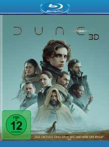 Dune (2021) (3D & 2D Blu-ray), 2 Blu-ray Discs