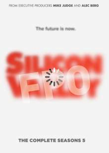 Silicon Valley Season 5 (UK Import), 2 DVDs