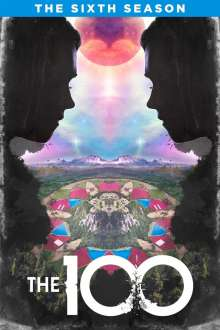 The 100 Season 6 (UK Import), 3 DVDs