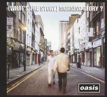 Oasis: (What's The Story) Morning Glory? (Deluxe Edition) (Remastered), 3 CDs