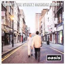 Oasis: (What's The Story) Morning Glory? (remastered), 2 LPs
