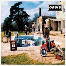 Oasis: Be Here Now (remastered) (180g), 2 LPs