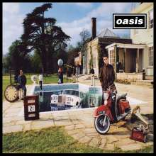 Oasis: Be Here Now, CD
