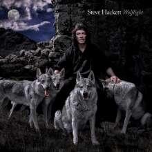 Steve Hackett (geb. 1950): Wolflight (Special-Edition) (Mediabook), 1 CD und 1 Blu-ray Disc