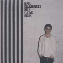 Noel Gallagher's High Flying Birds: Chasing Yesterday (180g), 1 LP und 1 CD
