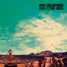 Noel Gallagher's High Flying Birds: Who Built The Moon?, CD