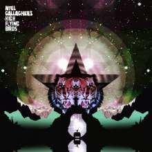 Noel Gallagher's High Flying Birds: Black Star Dancing EP (Limited-Edition) (Colored Vinyl), Single 12""