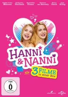Hanni und Nanni 1-3, 3 DVDs