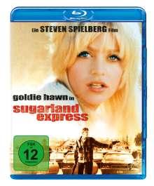 Sugarland Express (Blu-ray), Blu-ray Disc