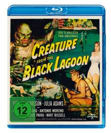 Der Schrecken vom Amazonas (1954) (3D Blu-ray), Blu-ray Disc