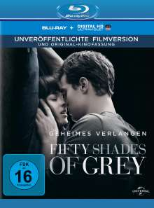 Fifty Shades of Grey (Blu-ray), Blu-ray Disc