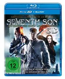 Seventh Son (3D & 2D Blu-ray), 2 Blu-ray Discs