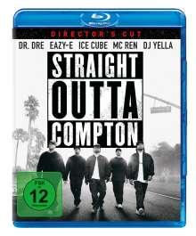 Straight Outta Compton (Director's Cut) (Blu-ray), Blu-ray Disc