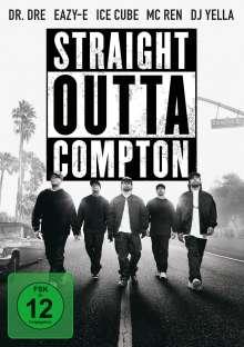 Straight Outta Compton, DVD