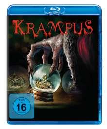 Krampus (Blu-ray), Blu-ray Disc